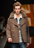 Superdry showcases AW14 range at London Collections: Men