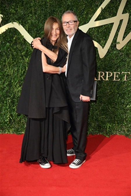 British Fashion Awards 2013 winners