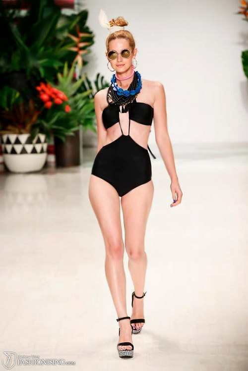 Swimwear for Spring-Summer 2015 by Talulah