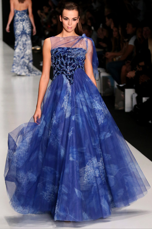 Tony Ward by Atelier Crocus Couture Spring-Summer 2014 collection