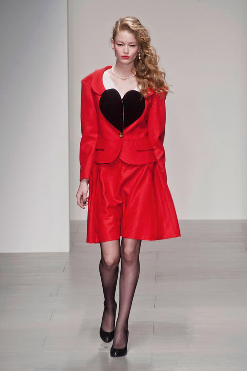Vivienne Westwood Red Label Fall-Winter 2014/2015 collection