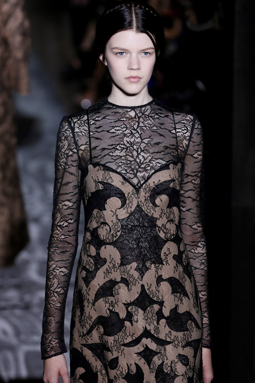 Valentino Fall-Winter 2013/2014 Haute Couture collection by Maria Grazia Chiuri and Pier Paolo Piccioli