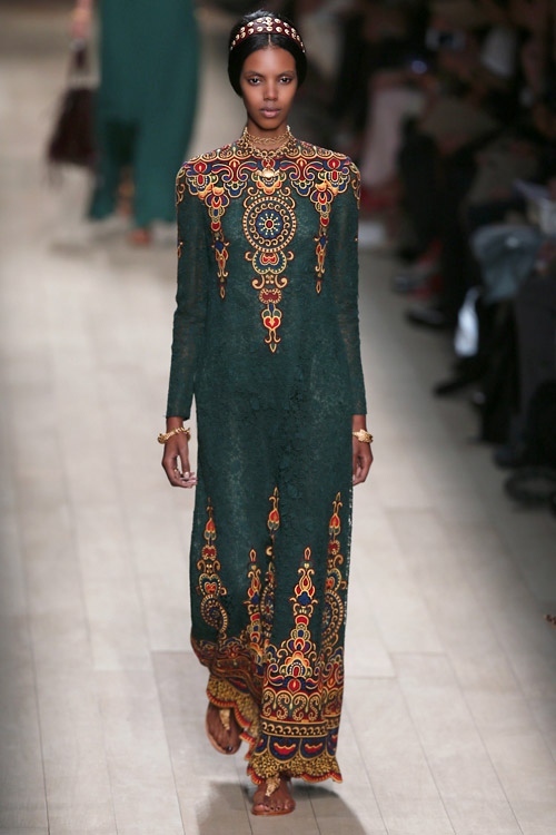 Valentino Spring-Summer 2014 collection