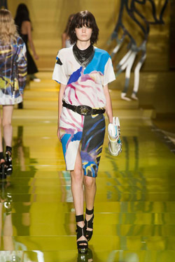 Versace Spring/Summer 2014 Ready-to-wear collection