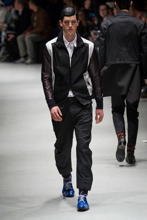 Men's fashion: Vivienne Westwood Fall-Winter 2014/2015 collection
