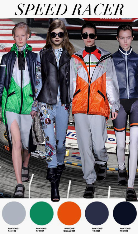 Fall-Winter 2014/2015 fashion trends: Women's activewear