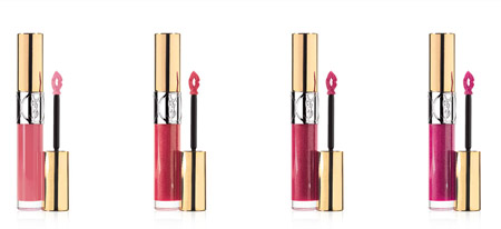 Yves Saint Laurent new gloss collection