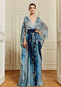 Elegance and feminine allure in Zuhair Murad Resort 2014 collection