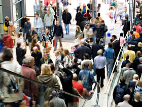 Craziness overseas: Black Friday 2010