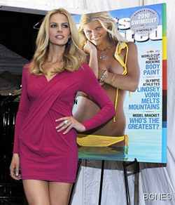 American supermodel Brooklyn Decker grateful for Photoshop