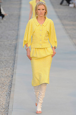 Chanel Resort 2012 collection