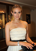 Diane Kruger quit modelling because it was
