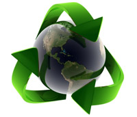 Example of eco-sustainable business model