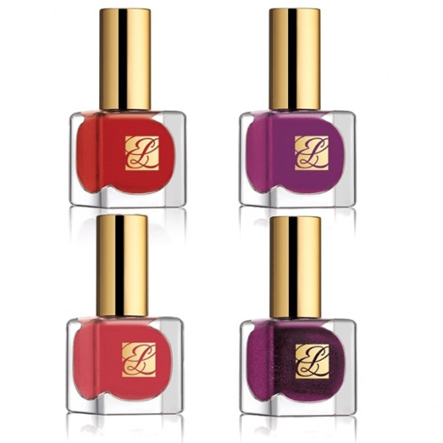 Estee Lauder Pure Color Nail Polish Collection 2011