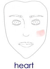 How to correct your face shape with makeup