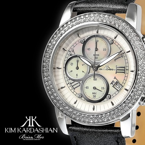 Kim Kardashian launched signature watch line