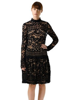 Lace is one of the key fashion trends for Fall-Winter 2010/2011