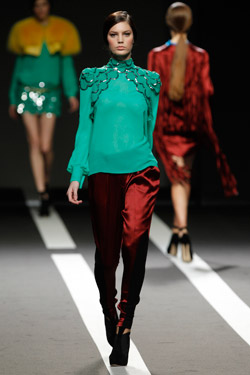 The 53rd edition of Cibeles Madrid fashion week brings the proposals of 45 Spanish creators