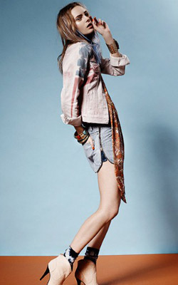 Topshop spring summer 2011 collection
