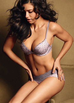Adriana Lima Victoria's Secret Spring 2011 collection