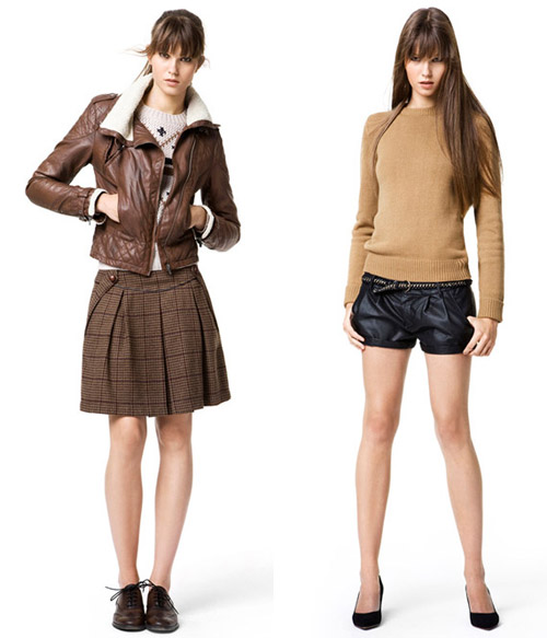 Zara TRF Line September 2010 Lookbook