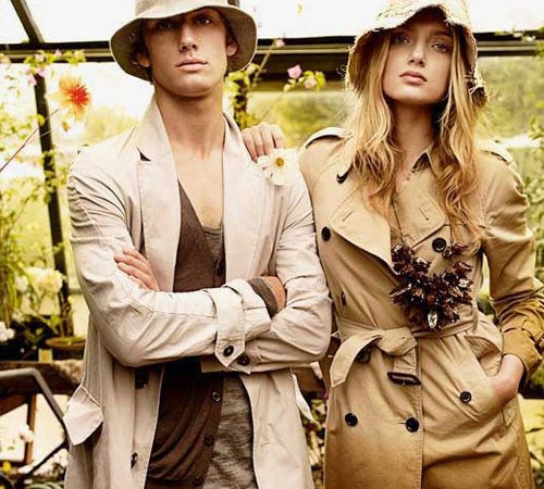 Burberry will show its Spring/Summer 2010 collection in London