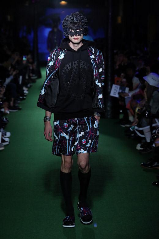 99%IS- Spring-Summer 2015 collection during MBFWT