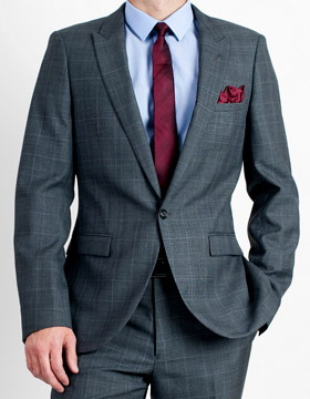 ABC of the Men's Suit - complete guide to men's tailored clothing