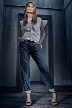 Alexander Wang Denim Collection