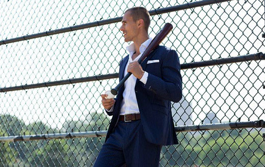 Where to buy men's suits: Alton Lane