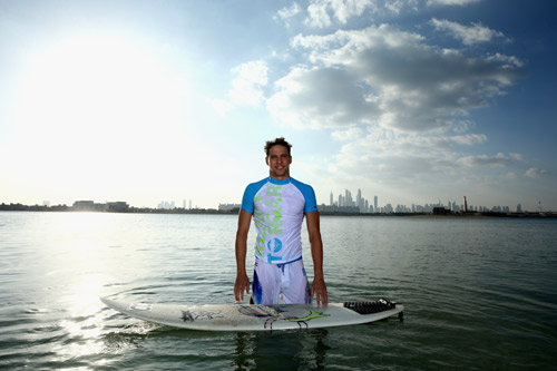 ARENA is proud to present an exclusive collaboration with world champion Chad Le Clos