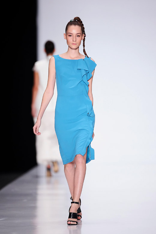 BGN Spring-Summer 2015 collection by Alexander Rogov