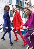 Womenswear: United Colors of Benetton Autumn/Winter 2014-2015