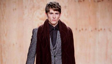 Menswear: Berluti Fall-Winter 2014/2015 collection
