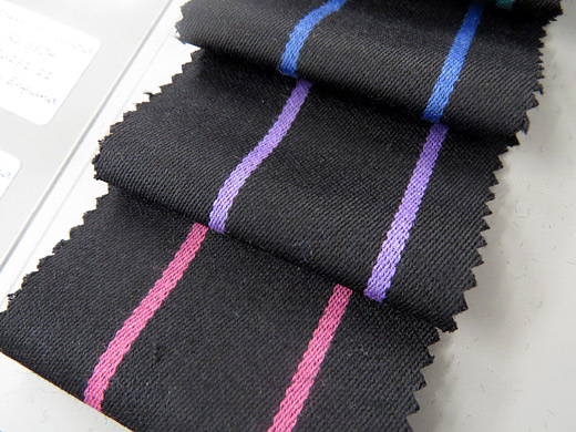 Joseph H. Clissold offers fine British wool cloth - Autumn-Winter 2015/2016 collection