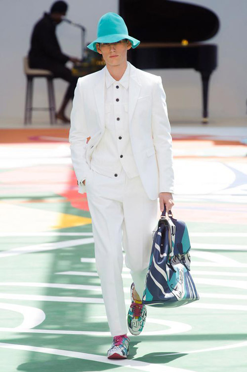 Burberry Prorsum Spring 2015 collection
