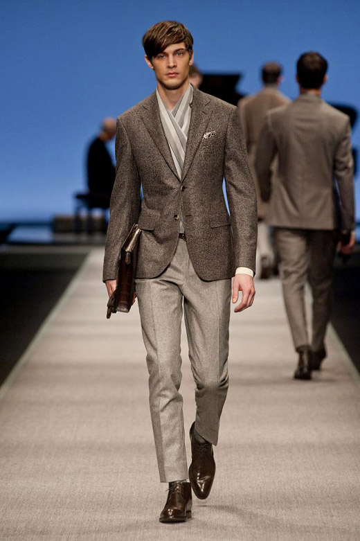 Menswear: Canali Fall-Winter 2014/2015 collection