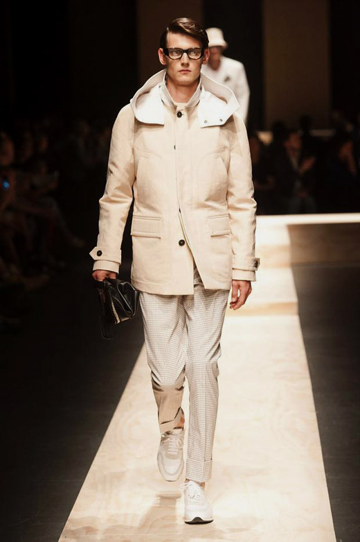 Menswear: Canali Spring-Summer 2015 collection