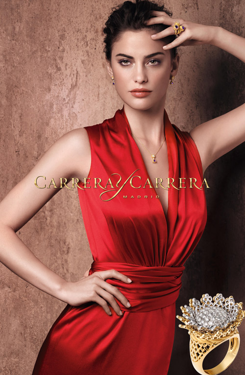 Carrera y Carrera launches new advertising visuals