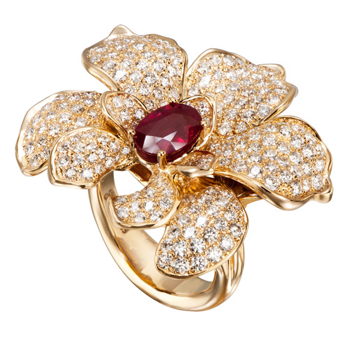 Stunning jewels of extraordinary beauty by Carrera y Carrera