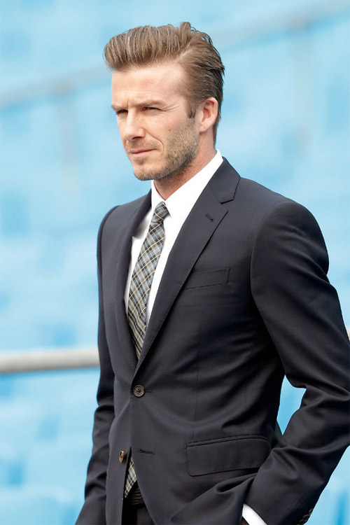 The best looking man in a suit