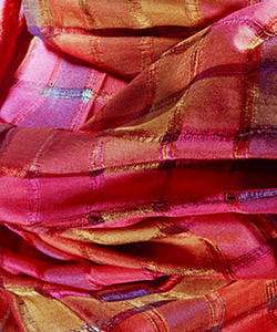 Indian handcrafted textiles by Neeru Kumar at Designers & Agents LA