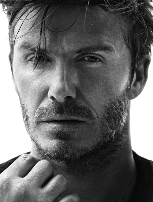 David Beckham introduces new styles and fresh trends at H&M this autumn