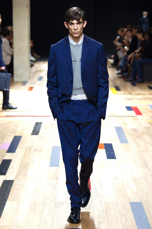 Christian Dior Spring 2015 men's collection