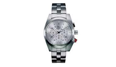 The Chiffre Rouge time piece has accentuated the allure of men in Dior
