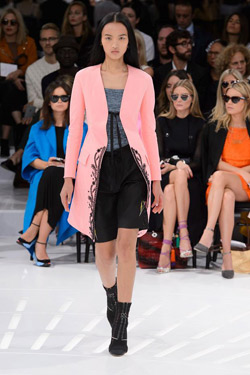 Womenswear: Christian Dior for Spring/Summer 2015