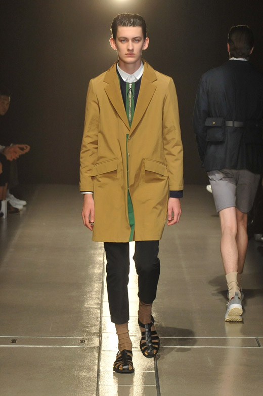 Military style for Spring-Summer 2015 by Discovered