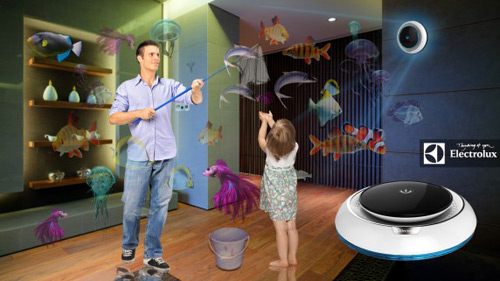Future Hunter-Gatherer wins Electrolux Design Lab 2014