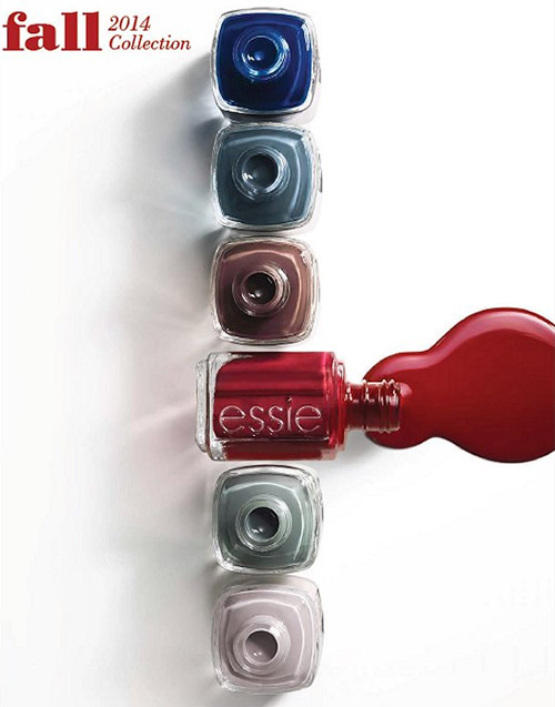 Essie Fall/Winter 2014 collection
