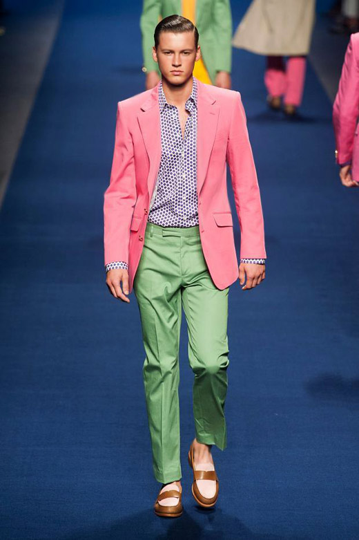 Etro spring summer 2015 menswear collection